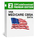 Picture of CBSA Medicare Database, Premium Edition