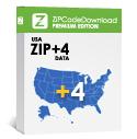 Picture of USA - ZIP+4 Database, Premium Edition