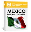 Picture of Mexico - 5-digit Postal Code Database, Premium Edition