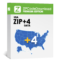 Picture of USA - ZIP+4 Database, Premium Edition (Redistribution License)