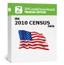 Picture of Census Multi Level Demographic Database, Premium Edition
