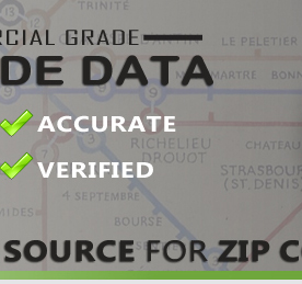Zip Code Database - Highest Rated Zip Code Data 2019